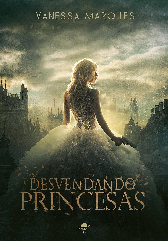 Deviantart Fantasy Book Cover : Resenha desvendando princesas de vanessa marques