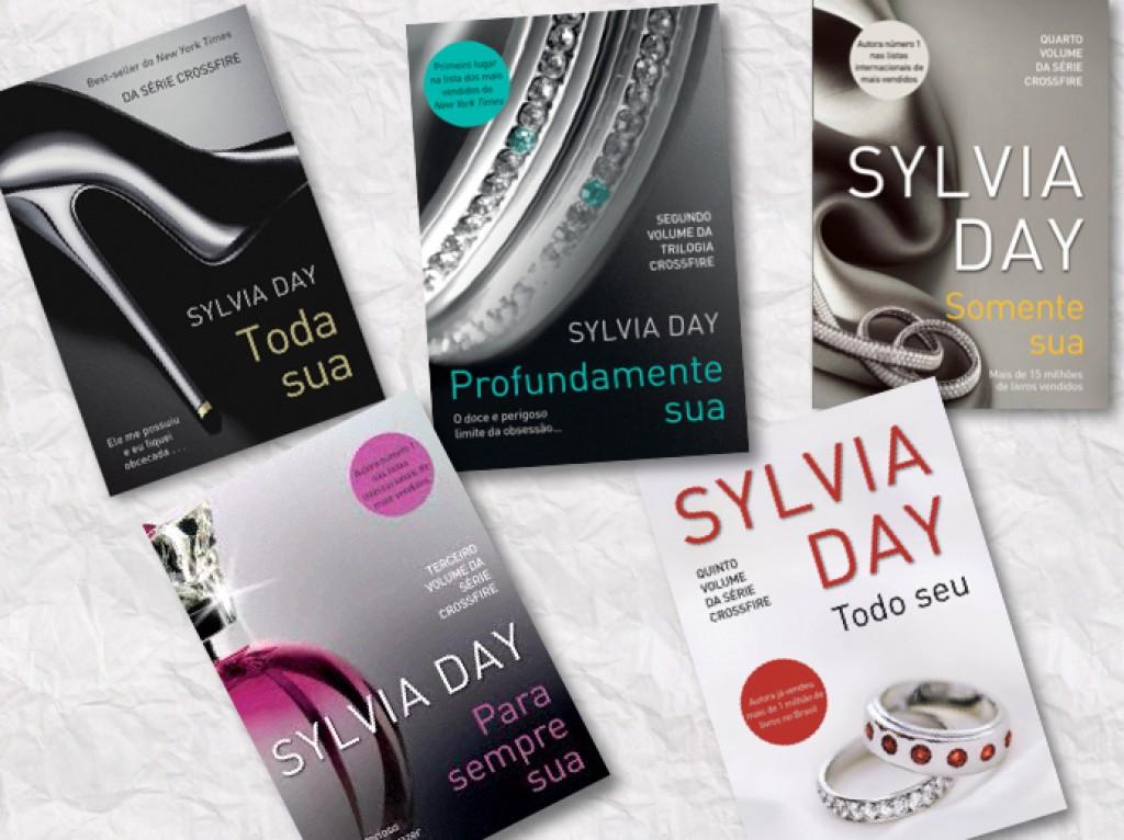 Resenha Série Crossfire, de Silvia Day | Cinderelas Literárias